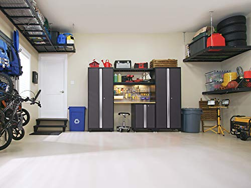 Solid and sturdy garage cabinets