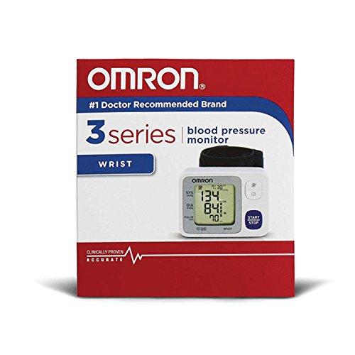 Omron 3 Series Wrist Blood Pressure Monitor