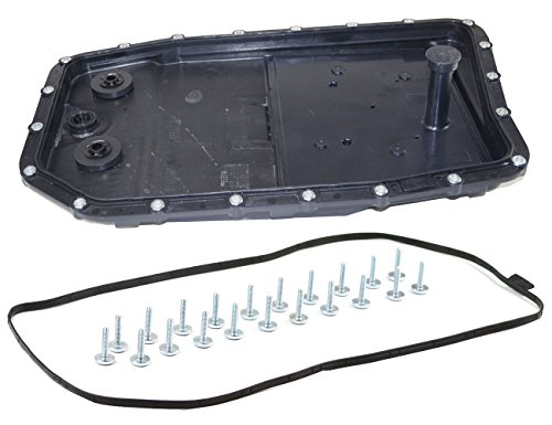 Truck Transmission Oil Pan (Bapmic 6HP26 Automatic Transmission Oil Pan with Filter & Gasket & Screw for BMW)