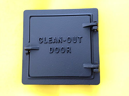 Vogelzang #CD-8 8x8 Chim Clean Out Door (Masonry Cleanout Door)