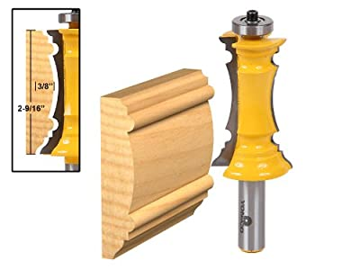 Yonico Miter Frame Molding Router Bit