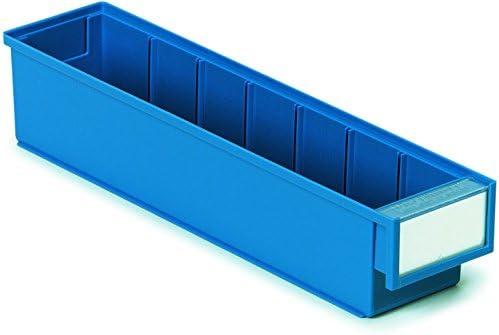 Lade BxDxH 92x400x82 mm blauw