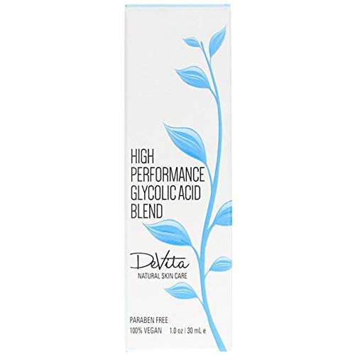 (DeVita - Natural Skin Care High Performance Glycolic Acid Blend - 1.7 oz. Formerly High Performance AHA)