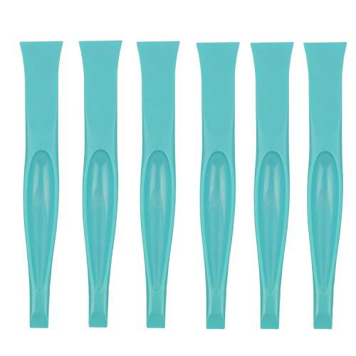 Cleaning Scraper Tool Kitchen Plastic Scraper (6 PACK)