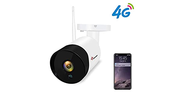 Amazon.com: Sanan - Cámara de seguridad con cámara de visión ...