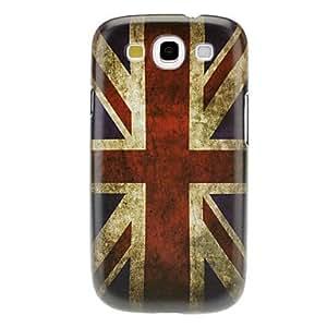 conseguir Caja dura de la bandera del Reino Unido para Samsung Galaxy S3 I9300