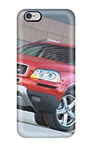 Rugged Skin Case Cover For Iphone 6 Plus- Eco-friendly Packaging(2006 Volvo Xc90 Sport)