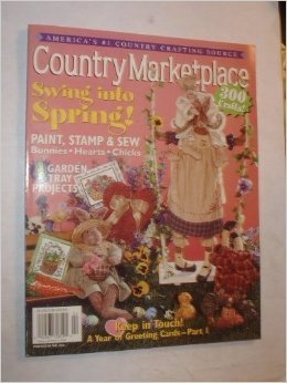 (Country Marketplace (January-February 2002) (Volumer 12 Number 1))
