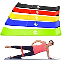 5 Set TOPLUS Resistance Exercise Bands