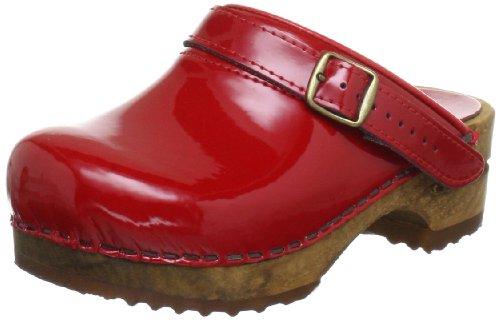 4 Rouge Mules 4 Sanita Red 455576 fille xYznOqT