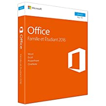 Microsoft Office Home and Student 2016, French