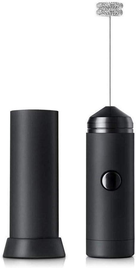 Máquina de espuma operada con batería y espumador de leche ...