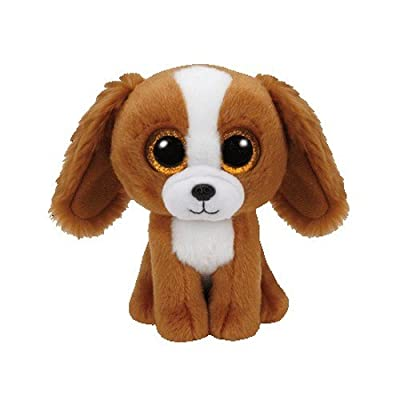 Ty Beanie Boo Plush - Tala The Dog 15cm: Toys & Games