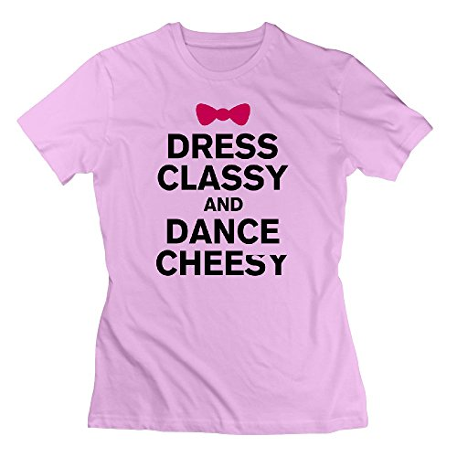 Dress Pink Tshirts Dance Classy Funny Cheesy and vvqzwST