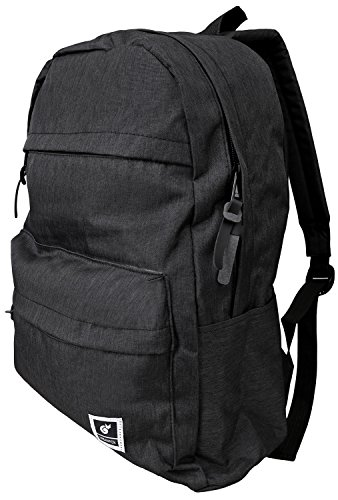 Urban Fox Backpack | Bookbag | Backpack for School | Laptop Bags | Backpacks for Kids Black One Size