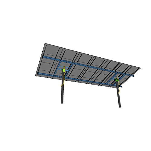 MT SOLAR TPM COMPLETE KIT_28X 60 CELL MODULES_8-TOP-28 by MT SOLAR