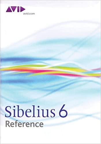 !VERIFIED! Sibelius 6 Reference Manual. Applied espanol extend includes Comprar aportan