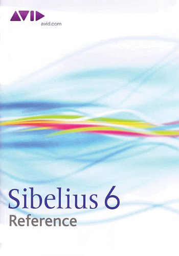 Sibelius 6 Reference Manual