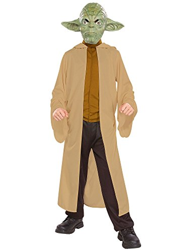 Deluxe Yoda Costume - Large (Fun Group Costumes)