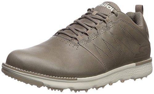 Skechers Performance Men's Go Elite 3 LX Golf-Shoes,stone,12.5 M ()
