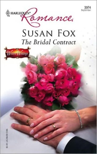 book cover of The Bridal Contract