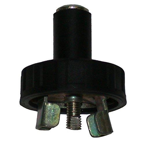 Rubber Drain Plug - 6