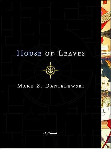 House of Leaves: Mark Z  Danielewski: 8601401266464: Amazon