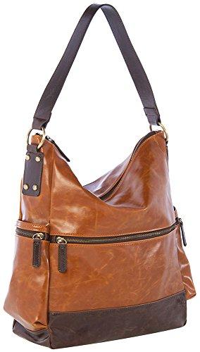 Hobo Saddle Leather Handbags - 8
