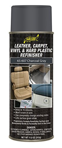 UPC 079038656077, SM Arnold (65-607) Leather, Carpet, Vinyl & Hard Plastic Refinisher, Charcoal Gray - 11 oz.