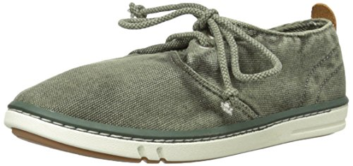 Timberland Handcrafted Flat (Little Kid),Olive,1.5 M US Little Kid by Timberland