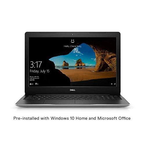 DELL Inspiron 3593 15.6-inch Laptop (10th Gen Core i5-1035G1/8GB/1TB + 256GB SSD/Window 10 + Microsoft Office/Integrated Graphics), Platinum Silver