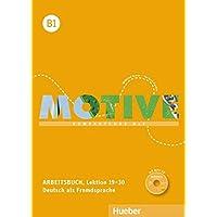 Motive. B1. Arbeitsbuch. Per le Scuole superiori. Con espansione online: 2