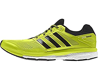5db69098d3f38 adidas Supernova Glide Boost 7 Men s Running Shoes (Yellow Black) - EU 46  2 3 - UK 11