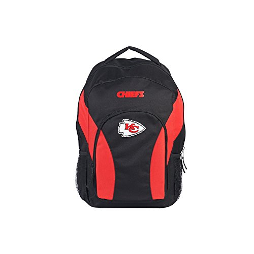 Officially Licensed NFL Kansas City Chiefs Draftday Backpack