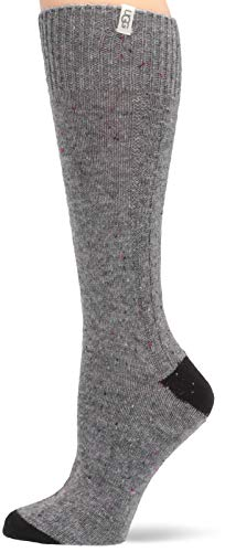 UGG Women's Beatrice Boot Sock, Grey Heather, O/S