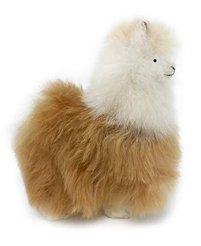 Alpaca Toys (Standing Baby Alpaca Fur Alpaca