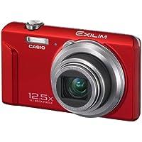 Casio Exilim Ex-ZR160 Digital Camera Black EX-ZS160RD