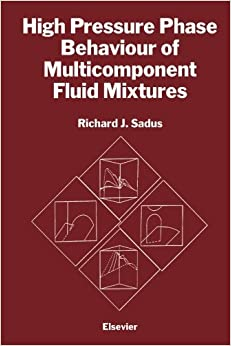 Book High Pressure Phase Behaviour of Multicomponent Fluid Mixtures