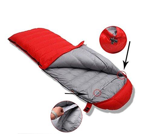 SHUIDAI Daunenschlafsack Herbst Super Light Portable Outdoor Camping Reise Indoor Indoor Indoor B07K3PMPYP Mumienschlafscke Wartungsfähigkeit 23719c