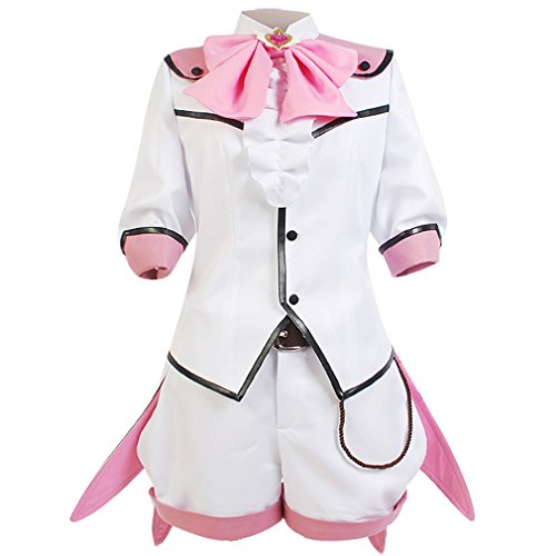 [Allten Women's Cosplay Costume Defense Club Ryu Zaou XXXL] (Ryu Costume)