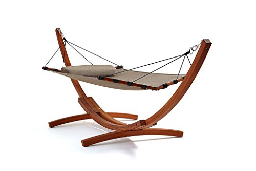 Free-standing Hammock - Single - Isla Collection - Taupe