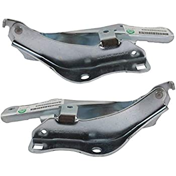 Pair Set of 2 Hood Hinges New Right-and-Left Coupe Sedan LH /& RH for G35 350Z 03