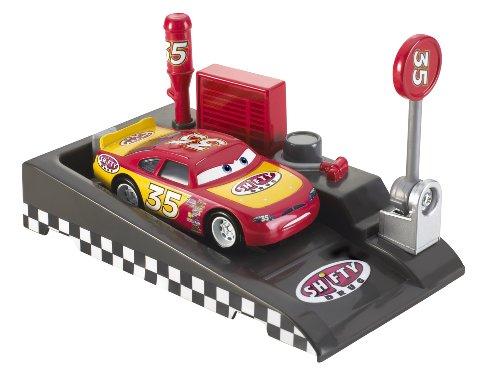 Pit Cars Pixar Disney - Disney/Pixar Cars Pit Race-Off Shifty Drug with Launcher