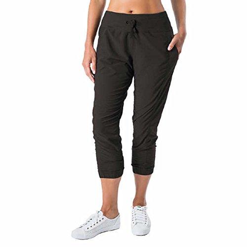 Womens Active Drawstring Pants - 3