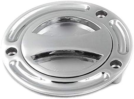 NBX Tappo per serbatoio del gas senza chiave per Suzuki GSXR 600//2004-2009 Suzuki GSXR 750//2003-2010 Suzuki GSXR 1000 2004-2009