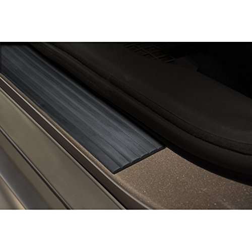 Black Avisa 2//29002 Universelle Gummi Einstiegsleisten