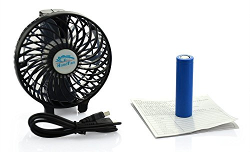 Portable Sports Fan : Lumand portable usb mini fan battery operated handheld