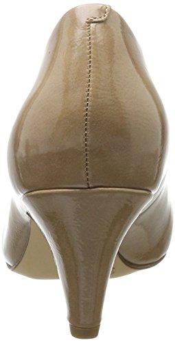 Patent Femme Escarpins Beige Nude 22416 Tamaris 6BPwqgv