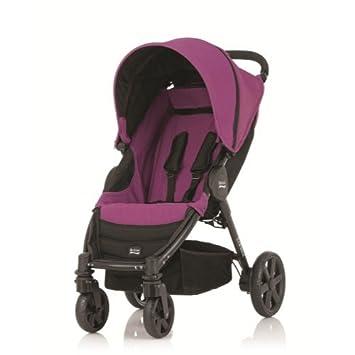 7debc116ac Britax Romer B-Agile 4 Pushchair - Cool Berry  Amazon.co.uk  Baby