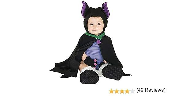 Disfraz murciélago bebé - De 6 a 12 meses: Amazon.es: Electrónica